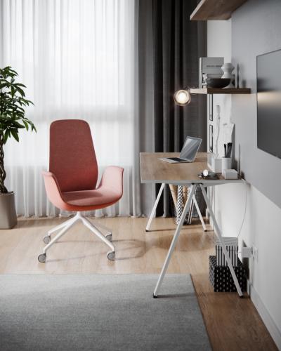 Fotel biurowy ElliePro