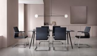 Fotele konferencyjne AcoPro (6)