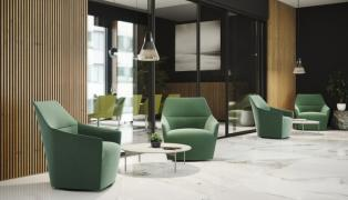 Fotele konferencyjne Chic (4)