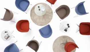 Fotele konferencyjne Nu