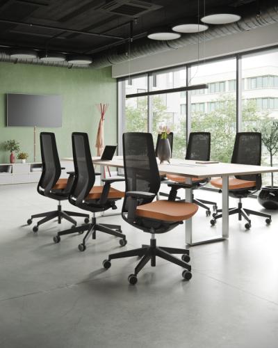 Fotel biurowy AccisPro