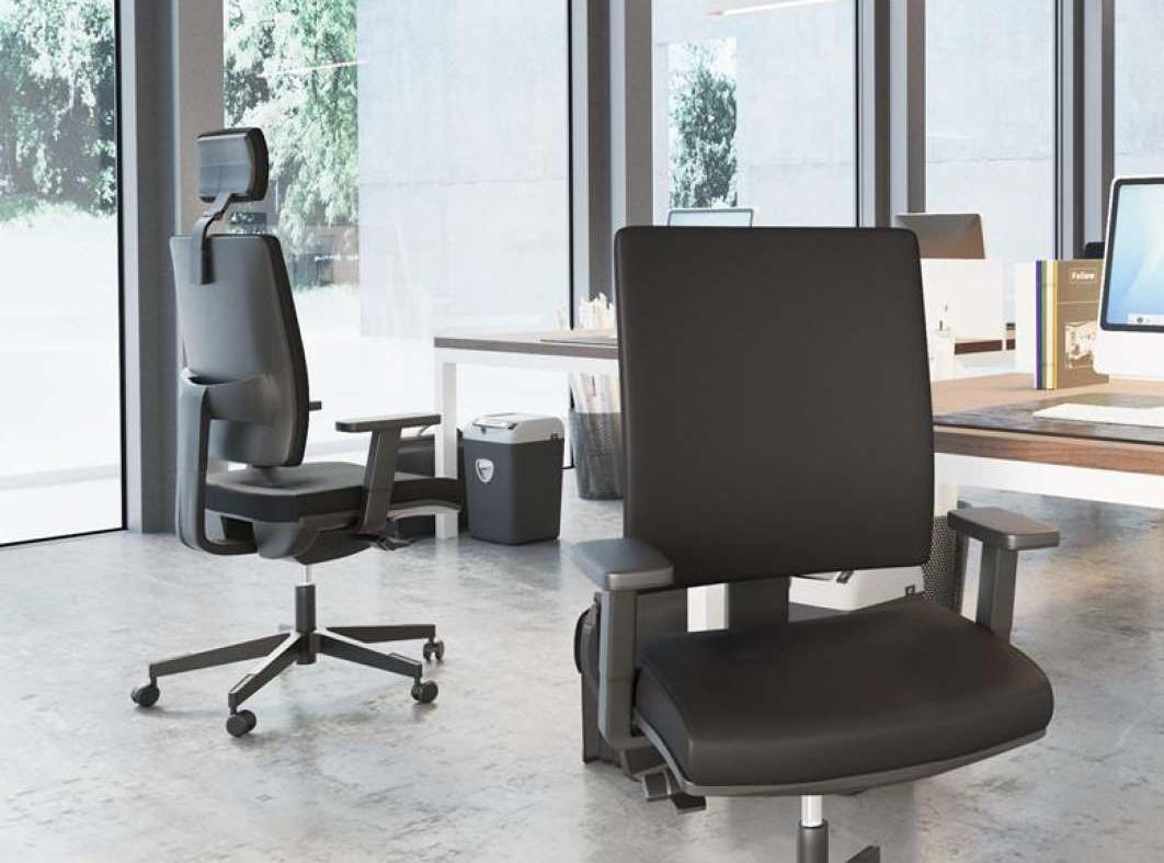 Fotel biurowy, obrotowy, pracowniczy, najwyższej jakości od polskiego producenta krzeseł firmy Bgroup