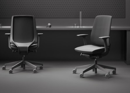Fotele biurowe LightUp