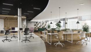 Fotele biurowe TrilloPro, krzesła pracownicze, meble biurowe, fotele pracownicze Łódź, polskie fotele, polskie meble biurowe.