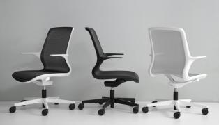 Fotele biurowe Ovidio, krzesła pracownicze, meble biurowe, fotele pracownicze Łódź, polskie fotele, polskie meble biurowe. Fotele obrotowe Bejot. Polski producent, najwyższa jakość. Mechanizm Synchro.