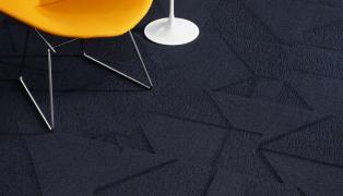 Wykładzina Milliken, wykładzina dywanowa, wykładzina w płytkach, formultus, meble biurowe, panele LVT, wykładzina w płytkach Łódź.